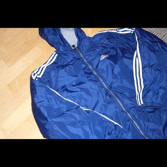 154fe6fd9 adidas Jackets & Coats | Reversible Fleece Jacket | Poshmark